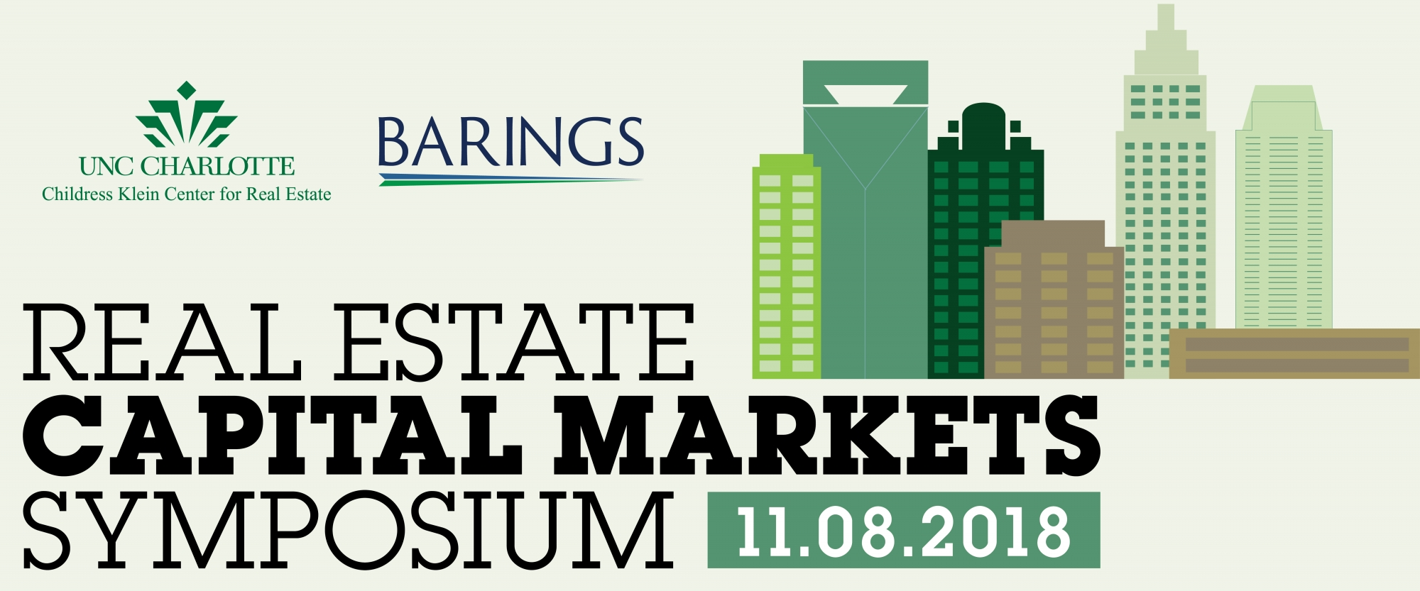 Real Estate Capital Markets Symposium